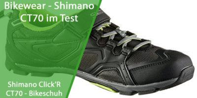 Shimano Radschuhe Click'R CT70