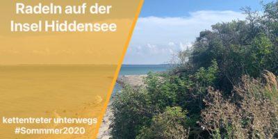 Hiddensee Radtour