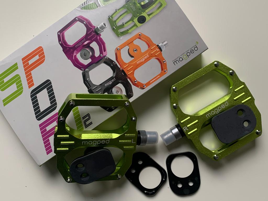 magped Sport2 Pedal mit Magnetsystem
